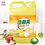 佳香美家用厨房散装洗洁精家庭装浓缩柠檬不伤手1.5L
