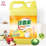 佳香美家用廚房散裝洗潔精家庭裝濃縮檸檬不傷手1.5L