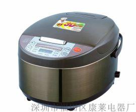智慧電飯煲 家用微電腦電飯鍋不粘鍋蜂窩鋁膽5L 會銷禮品
