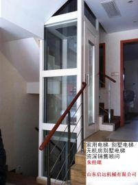 重庆市渝中 启运家用电梯 别墅电梯 观光电梯