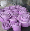 厂家直销专业定制庆泡沫玫瑰花 泡沫雕刻纸制品 婚庆道具商场装饰