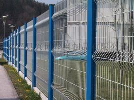 围墙用的铁丝网围栏,铁丝围墙网