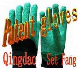 涂胶手套(3L2)结实耐用耐酸碱油防水防滑抗割刺