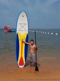 冲浪板滑板360成人充气冲浪板浮棑批发厂家直销冲锋舟漂流船