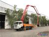 东风30米泵车|小型泵车混凝土泵车出售-青岛科尼乐集团