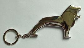 啤酒红酒锌合金压铸狮子形开瓶器