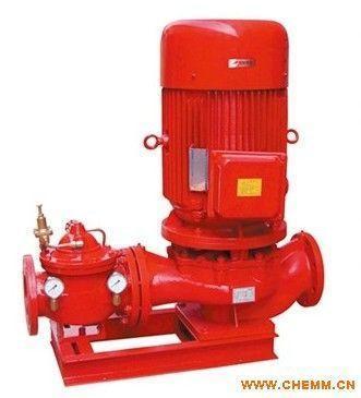 XBD-HL(HW)立(卧)式恒压切线消防泵