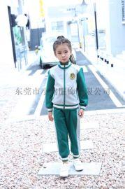 CHICK 幼兒校服童裝園服兒童套裝小童寶寶兒童兩件套秋裝2017新款校服