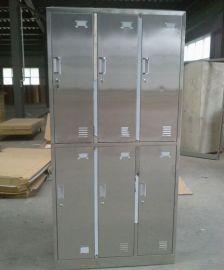 专业生产不锈钢更衣柜更鞋柜茶水柜厂家