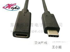 厚普USB 3.1數據線Type_c接口廠家供應電腦機箱周邊線材usb3.1數據連接線