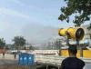 供应远程喷雾降尘设备 NRJ环保降尘喷雾机