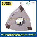 FBS9000立方氮化硼PCBN超硬刀具应用于齿轮与回转承数控车刀