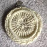 欧美流行女式绞花针织贝雷帽