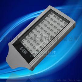 優質LED路燈頭質保2年,50W路燈廠家批發