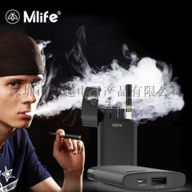 Mlife系列电子烟 M1盒子电子烟