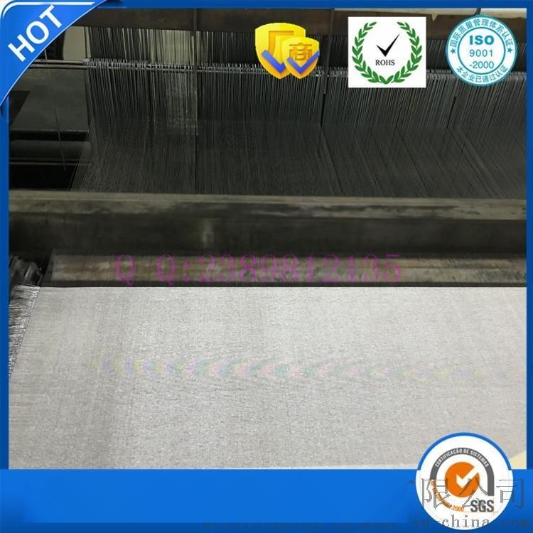 电极纯银网100目 电池集流网厂家 银丝编织网