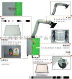 德威莱克移动式焊烟净化器DWHL10D