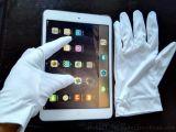 防静电防尘手套超细纤维无尘室显示器防护劳保手套厂家直销