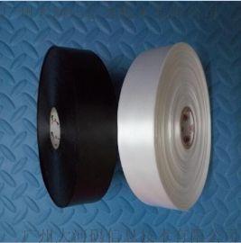 高档双面黑色缎带 织唛 印唛 布标 洗水唛  尼龙胶带 聚酯胶带