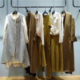 上海休闲品牌【麦中林】春装品牌折扣女装走份