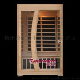 德尔沃DW-A5移动碳板汗蒸房,家用远红外桑拿房