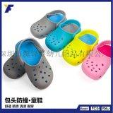 夏季新品儿童凉拖鞋外贸货源卡通男女包头沙滩鞋硅胶防滑时尚凉鞋