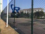 锐盾丝网供应体育场围栏网、球场围栏网、运动场围网、勾花网护栏 护栏网/围栏网厂家