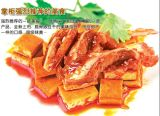 湖南特產嶽陽特色小吃獨立小包裝豆幹炒脆骨