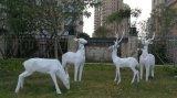 石家庄广场动物摆设价格 河北玻璃钢雕塑生产厂家