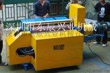 东辰兴业机械生产两轴卷圆机,液压成型,整圆度好。