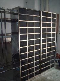 宏宝不锈钢更衣柜不锈钢储物柜厂家