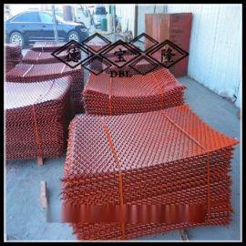 德宝隆3.7kg钢笆网片建筑脚手架菱形钢板网