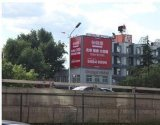 北京西四环四季青桥和定慧寺桥户外大牌广告代理发布