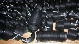 自动伸缩防护罩/橡胶布活塞杆保护套