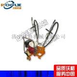 产地山东 汽油动力 ND-4.2*2内燃软轴捣固机无电也能使用