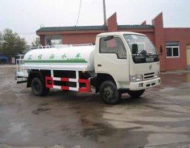 重汽5吨环卫绿化洒水车