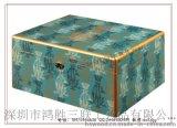 雪茄包装盒 雪茄木包装盒生产