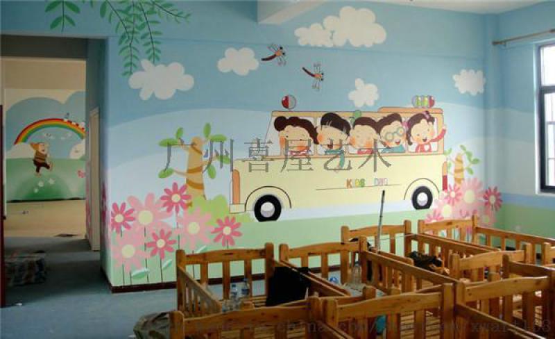 广州墙绘制作成家庭主题上的墙绘画面能有几个建议图片