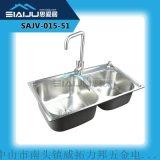 思愛居不鏽鋼304一體化水槽 廚房洗手盆