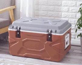 智慧全程冷链解决方案无源移动冷藏箱