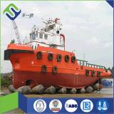 直径1.5米长度14米船用下水上排气囊
