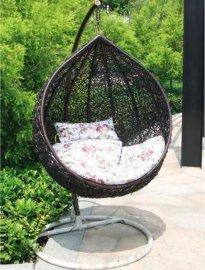 鸟巢吊篮椅休闲藤椅(KY-6C007)