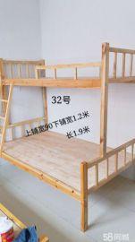 多款式倉儲貨架廠家批發廈門漳泉州龍巖三寧福南上下鋪雙人公寓雙層鐵牀木牀貨架