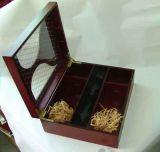 红酒包装仿红喷漆酒盒(BN08)