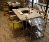 可定制各类酒店餐厅桌椅卡座沙发