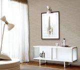 宝路通素色无缝墙布,现代简约风,棉麻织造无缝墙布