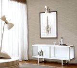 寶路通素色無縫牆布,現代簡約風,棉麻織造無縫牆布