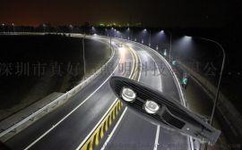 好恒照明LED路灯头防水新农村马路灯户外墙壁灯100W公路挑臂宝剑路灯