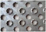 南京厂家专业定制不锈钢冲孔板,不锈钢装饰板 圆孔型装饰板