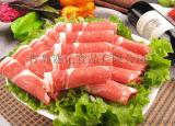 青岛进口牛羊肉批发火锅自助食材牛腩牛蹄筋筋头巴脑价格